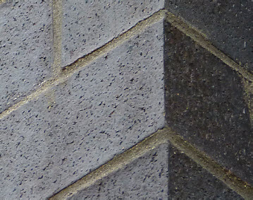 Black Diamond wire cut utility brick is in great demand especially for world-class corporate icons