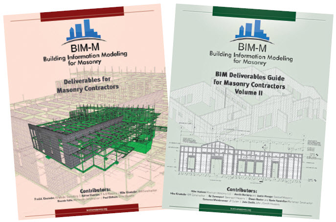 The Building Information Modeling for Masonry Initiative has created guides to provide architects, engineers, and mason contractors with tools for developing Autodesk Revit models for modeling masonry buildings