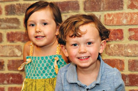 Trey's daughter Lilly and Adam's son Griffin are eager to become the 6th generation of WASCO