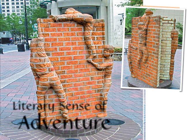 Literary Sense of Adventure